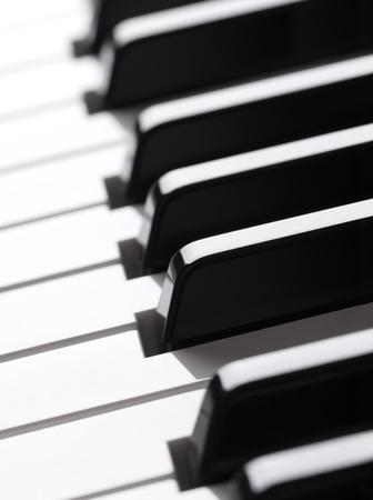 piano keyboard photo