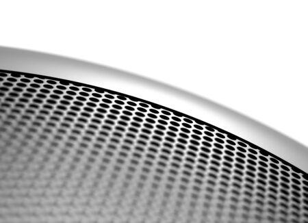 netty: mesh background Stock Photo