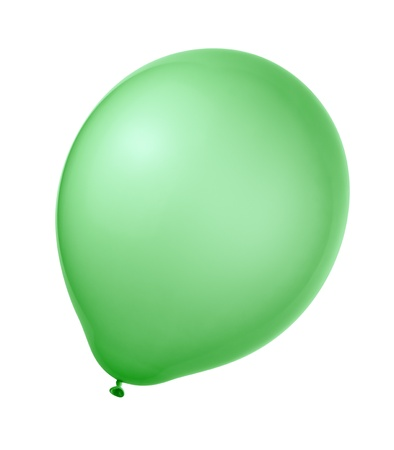 balloon on a white background photo