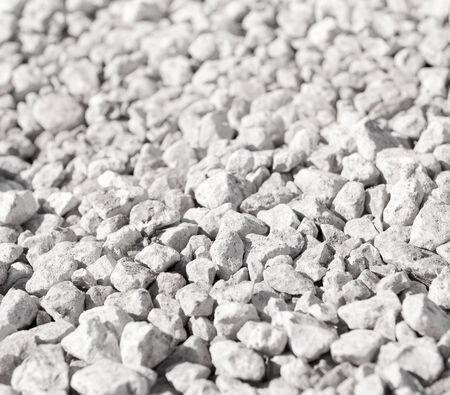 macadam: Crushed, abstract background