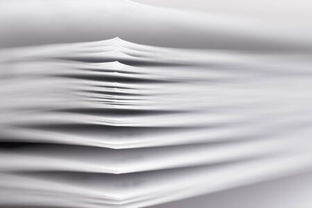 magazine stack: stack of paper, a fragment of a book or magazine