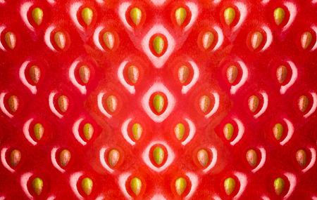 딸기 질감, 추상적 인 배경