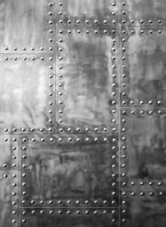 aluminium texture: metal background
