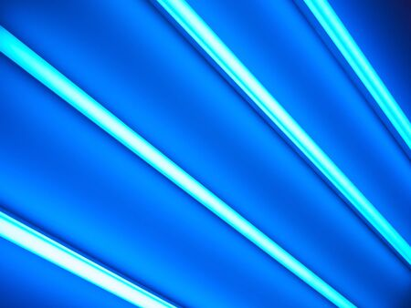 lighting: Fluorescent lamps, abstract background