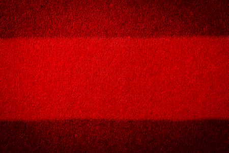 Stylish red background with dark stripes on top and bottom with place for text 版權商用圖片