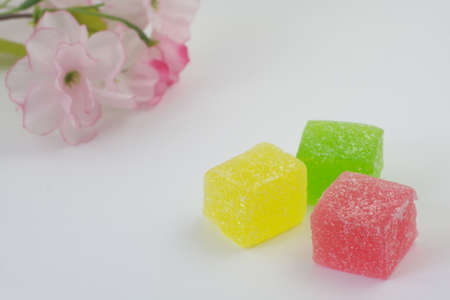 Japanese confectionery photo