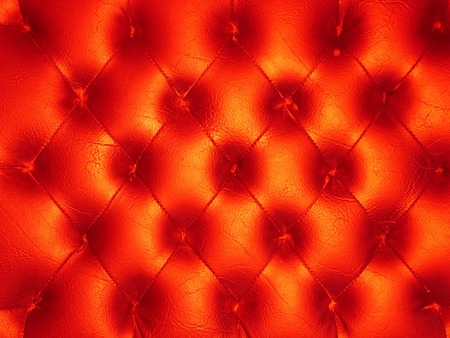 red sofa: red sofa texture Stock Photo