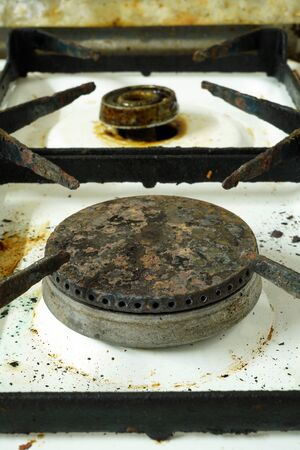 old gas stove: old gas stove kitchen
