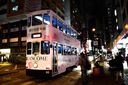 cable car: Hong Kong Cable Car