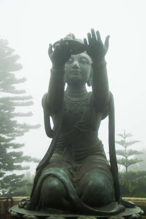 entertaiment: Buddha in Cool Weather