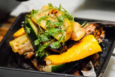 foodies: Saute Vegetable Stock Photo