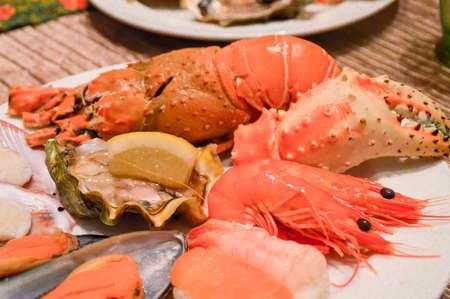 foodies: Seafood Platter