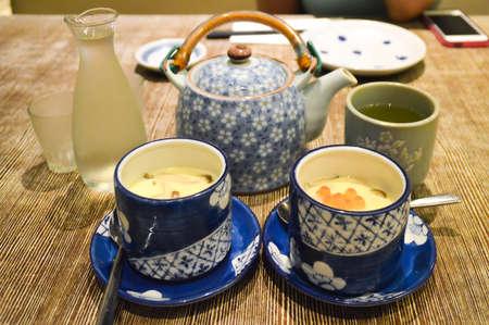 foodies: Ikura Chawanmushi and Normal Chawanmushi