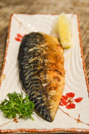 foodies: Saba Shioyaki