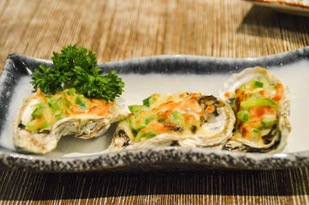 foodies: Bake Cheese Oyster