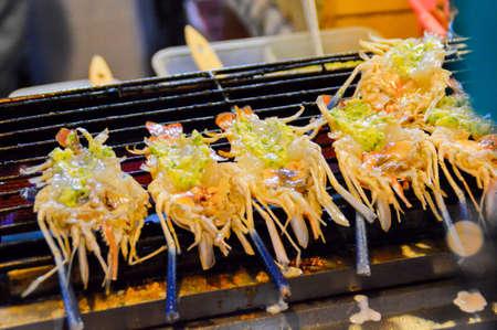 FOODIES: Grill Big Shrimp