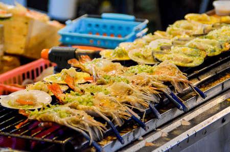 foodies: Grill Sea Food