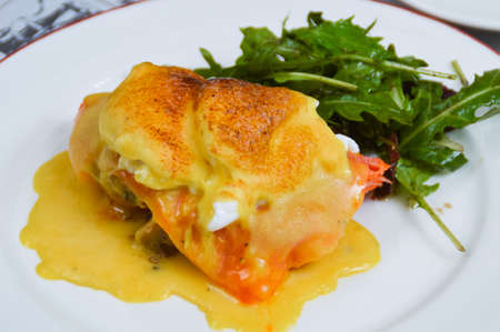 flavorsome: Salmon with egg