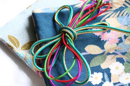 Japanese kimono accessories Stock Photo