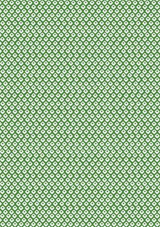 これは日本鹿の子の出来るまでのパターン