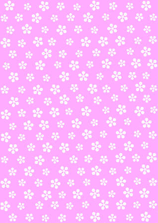 typically: Pattern of plum blossoms - spot