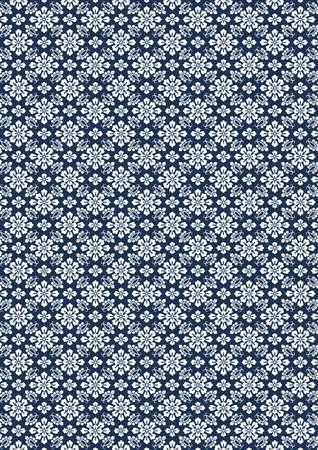 日本 yuusoku-monyou の伝統的なパターン  イラスト・ベクター素材