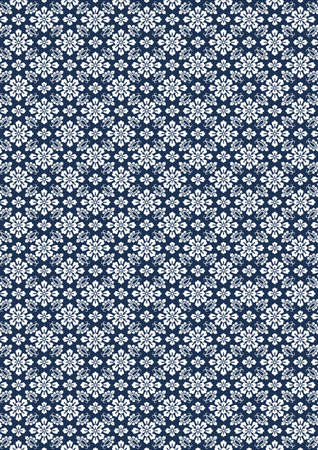 Traditional pattern of Japan yuusoku-monyou Vector