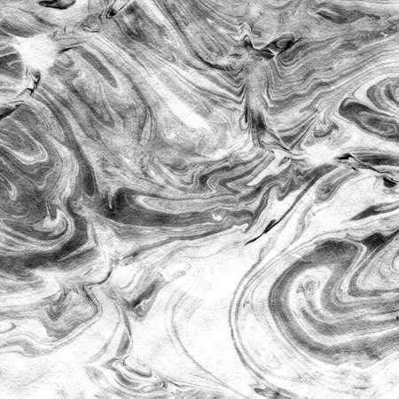 white marble: Japanese paper of Paper marbling pattern