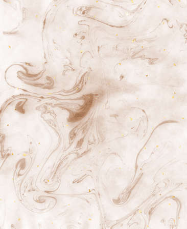 Japanese paper of Paper marbling pattern photo