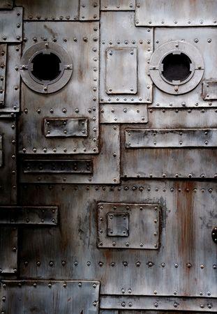 rivet: Door