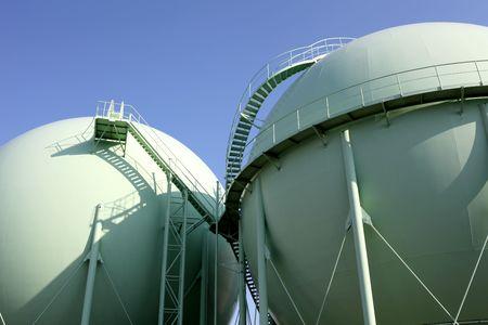 fuel tanks: Tanks Stock Photo