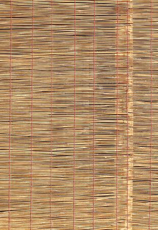 Bamboo Blinds photo