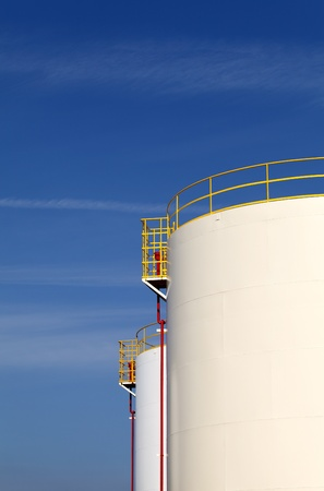 Storage tank Stock Photo - 8440692