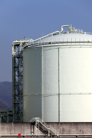 Storage tank Stock Photo - 8496669