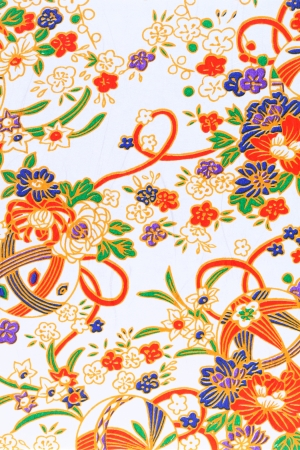 Handgemaakte traditionele Japanse patroon papier