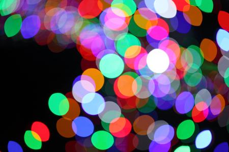 light texture blur bokeh, abstract background  photo