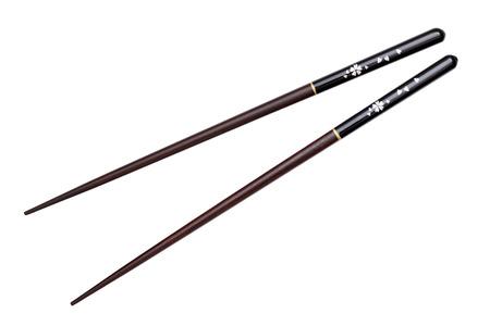 hashi: Japanese chopsticks, cherry blossom flower pattern