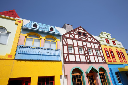 european styled houses architecture a fantasy land