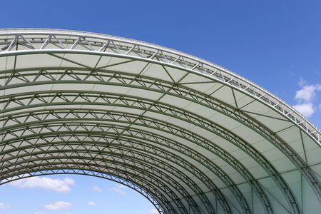 dome: architecture of a plastic dome