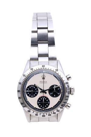 d6073df0a3a436 Rolex cosmograph daytona vintage wrist watch in a display window