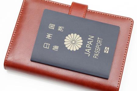 foreign nation: Japanese passport
