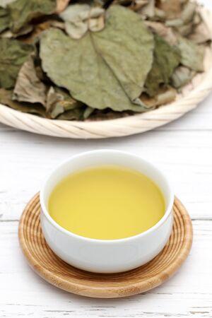 Houttuynia cordata Tea, healthy Dokudami drink