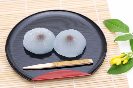Japanese traditional confectionery, Daifuku mochi sweets