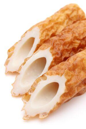 Japanese food, Chikuwa kamaboko