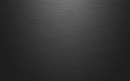 sfondo astratto piatto d'acciaio nero