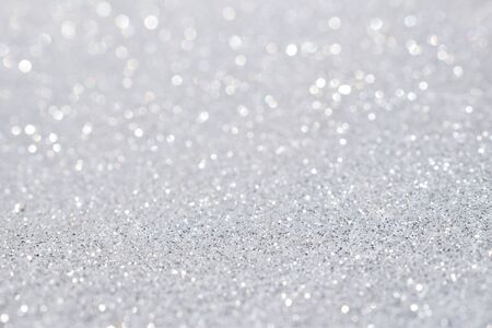 srebrny brokat abstrakcyjne tło