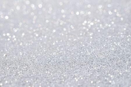 zilveren glitter abstracte achtergrond