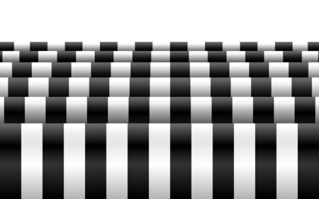 wave of black and white paper texture background
