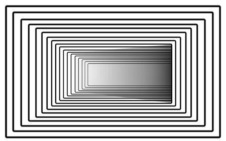 black and white tunnel texture background
