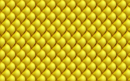 gold fish scale texture background